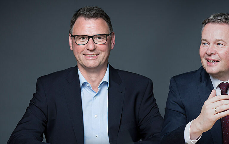 Ingo Müller and Heinz Korte on the current situation
